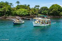 Paraty (elcio.reis) Tags: riodejaneiro nikon mar ilha paraty historic histórico history brazil island barcos boat paisagem landscape brasil sea br