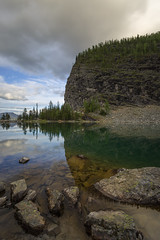 Clear Water in Banff (Ken Krach Photography) Tags: banffnationalpark lakeagnes