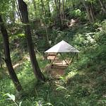 小屋の写真