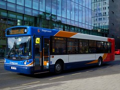 Stagecoach North East 22424 (YN07KPR) - 16-02-19 (peter_b2008) Tags: stagecoachgroup stagecoachnortheast stagecoachnewcastle stagecoachyorkshire man18240 alexanderdennis adl alx300 22424 yn07kpr buses coaches transport buspictures