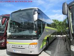 "2018 030715 SETRA COACH AUTOCARES MEGIAS 6021 KCX IN MIJAS (Andrew Reynolds transport view) Tags: europe spain andalucia transport bus coach transit passenger omnibus diesel ""mass transit"" 2018 030715 setra autocares megias 6021 kcx in mijas"