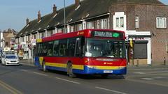 Local? Yeah, Right! (londonbusexplorer) Tags: trustybus scania n94ub yn56nng rail replacement dartford bexleyheath lewisham bus buses