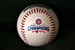 COUNTDOWN TO OPENING DAY: 38 DAYS (MIKECNY) Tags: cubs chicago worldseries fallclassic baseball mlb 2016 endthecurse memorabilia
