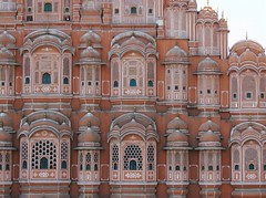 jaipur 2019 (gerben more) Tags: jaipur palace red building arch architecture rajasthan