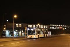154 Berin-Buchholz Aubertstraße | Berliner Verkehrsbetriebe | Mercedes-Benz O 530 G Citaro 2 | 4928 (Fünfhundertfünf) Tags: bvg weilwirdichlieben busfotografie gelenkbus busbild o530 o530g citaro citarog citaro2