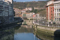Morning River (Andy Nutter) Tags: bilbao spain basque