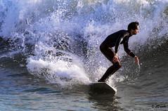 Prendendo l'onda (danilocolombo69) Tags: surf mare onde venereazzurra lerici danilocolombo danilocolombo69 nikonclubit asbeautifulasyouwant greatphotographers