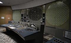 ChNPP Unit 3 Control Room (mattkubler) Tags: chernobyl powerplant controlroom chnpp