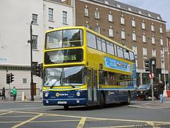 AV429 - Rt16 - MerrionSt - 170312 (dublinbusstuff) Tags: dublin bus dublinbus route16 ballinteer dublinairport summerhill av429 alx400 alexander volvob7tl merrionstreet merrionsquare
