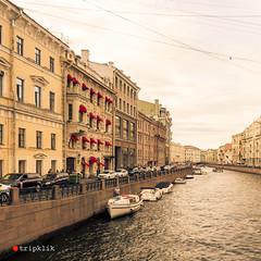 Canal (tripklik) Tags: sanpetersburgo saintpetersburg rusia russia