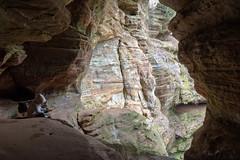 Hocking Hills-23-5 (saylorty) Tags: hockinghills hocking hills state park columbus ohio logan ash cave ashcave cedarfalls cedar falls waterfall hiking nature beautiful