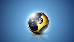 ball_black_yellow_blue_53_1280x720 (andini.dini53) Tags: 3d ball