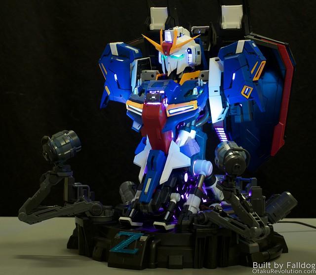 BSC Zeta Gundam Bust 21 by Judson Weinsheimer