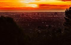 Adelaide sunset (dmunro100) Tags: adelaide city sea sunset southaustralia autumn stvincentgulf