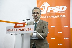 Paulo Rangel em Almada