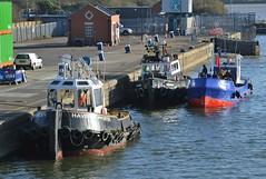 Gosso (7) @ KGV Lock 08-01-19 (AJBC_1) Tags: london england unitedkingdom uk ship boat vessel dlrblog ©ajc tanker northwoolwich eastlondon newham londonboroughofnewham nikond3200 refuelingtanker thamesmarineservices riverthames gallionsreach ajbc1 royaldocks londonsroyaldocks docklands kgvlock kinggeorgevlock gosso workboat predatorcharters damen1500pushycat havensupporter tug tugboat collinswateragelighterage stantug1205 damen damenshipyardsgroup