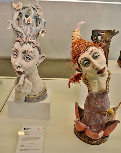 Gretel Boose, Gardiner Ceramic Museum, Toronto, ON