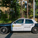 Los Angeles Sheriff Squad Car in WeHo