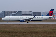 D-AYAN // Delta Air Lines // A321-211SL // MSN 8713 // N367DN (Martin Fester - Aviation Photography) Tags: dayan deltaairlines a321211sl msn8713 n367dn a321 msn 8713 aib sharklets airplane aircraft airbus airbusindustrie aviation flickraviation flugzeuge hamburg finkenwerder finkenwerderairport xfw xfwedhi edhi planes planespotting plane rto highspeedrto