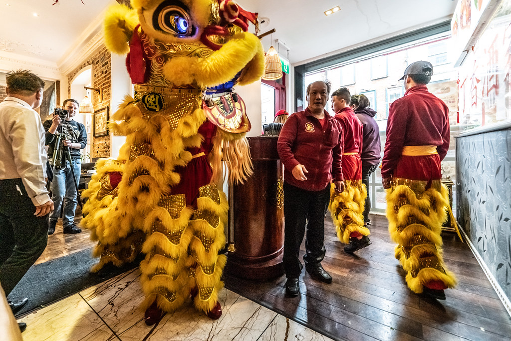 I WAS INVITED TO THE LUNAR NEW YEAR CELEBRATION AT MR. DINH ON CAPEL STREET [ THE YEAR OF THE PIG]-148740