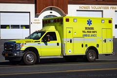 Homer Volunteer Fire Department (Martijn Groen) Tags: homer kenai alaska unitedstates usa september 2018 ambulance ems emergency ford f350