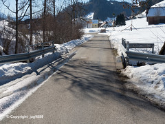 KLE384 Untergass-Bodenmatten Road Bridge over the Weisse Emme River, Escholzmatt, Canton of Lucerne, Switzerland (jag9889) Tags: 2019 20190216 6182 bach bridge bridges bruecke brücke ch cantonlucerne cantonoflucerne centralswitzerland crossing entlebuch escholzmatt escholzmattmarbach europe fluss gkz534 helvetia infrastructure innerschweiz kantonluzern kleineemmetributary lu lucerne luzern municipality outdoor pont ponte puente punt river road roadbridge schweiz snow span strassenbrücke stream structure suisse suiza suizra svizzera swiss switzerland waterway weisseemme weissemme winter wissemme zentralschweiz jag9889