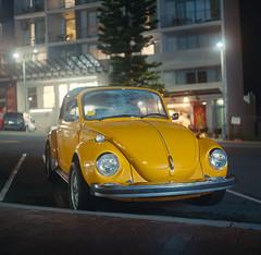 (thomasbrownphoto) Tags: tlr 6x6 film medium format rolleiflex yashica port macquarie australia cinematic vw beatle