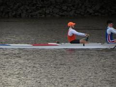 IMG_1164 (NUBCBlueStar) Tags: rowing remo rudern river aviron february march star university sunrise boat blue nubc sculling newcastle london canottaggio tyne hudson thames sweep eight pair