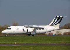 G-TYPH Bae 146-200 'British Aerospace' (Keith B Pics) Tags: gtyph 146 bae britishaerospace keithbpics sen egmc londonsouthendairport gbtvt dacfa
