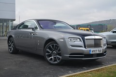 Rolls-Royce Wraith (CA Photography2012) Tags: hy17tuo rollsroyce wraith 2door coupe v12 luxury supercar gt grand tourer british cruiser rr black badge ca photography automotive exotic car spotting automobile vehicle