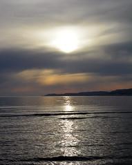 Agrigento sunset 2 (PhillMono) Tags: nikon dslr d7100 sicily agrigento travel tourist sun sunset reflection light cloud perspective creative italy maritime nautical