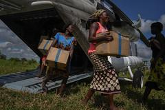 190408-F-IZ285-0472 (USAFRICOM) Tags: idairelief cjtfhoa africom hoa mozambique beira cycloneidai africa djibouti 75thaes crg un airforce humanitarian c130j combatcamera 4ctcs worldfoodprogramme wfp airlift usaid aid unitednations helicopter bebedo mz
