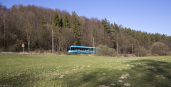 De stad uit (Tim Boric) Tags: ostrava dolnilhota zátiší tram tramway streetcar strassenbahn tramvaj stadler nf2 nova dpo