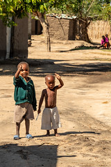 Everyone Is a Friend (Jill Clardy) Tags: africa location tanzania vantagetravel safari friend friendly black children mabulugu simiyuregion tz toddlers fishing village lake victoria spekes bay 201902249l8a1525