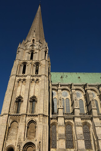 Chartres Cathedral Tower 3