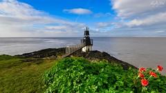Battery Point Lighthouse (AreKev) Tags: batterypointlighthouse lighthouse batterypoint portisheadpoint woodhillbay esplanadebay portisheadbay bay theesplanade esplanade esplanaderoad bristolchannel môrhafren portishead northsomerset somerset southwestengland england uk aurorahdr2018 hdr aurorahdr luminar3 nikond850 nikon d850 sigma1424mmf28dghsmart sigma 1424mm 1424mmf28dghsm