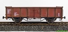 Modelbouw Boerman 9006-0003 - DR Güterwagen Ommu 40.0 - gealtert (Stefan's Gartenbahn) Tags: 90060003 modelbouw boerman modellbau güterwagen dr ommu 400 gealtert