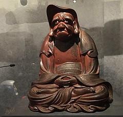 Les esprits du Japon ont pris place au #muséeconfluences de #Lyon . #France #lyonfrance  #Japon #museum #art #exposition #statue #Yokainoshima (cordier38) Tags: muséeconfluences lyon france lyonfrance japon museum art exposition statue yokainoshima