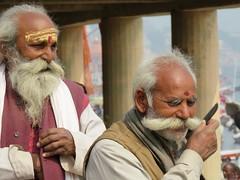 varanasi 2019 (gerben more) Tags: varanasi benares india man men beard moustache oldman people portrait portret