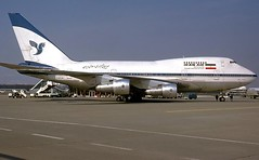 EP-IAC 747SP Iran Air (RedRipper24) Tags: 747sp boeing747 boeing747sp boeingairliners 747specialperformance commercialaviation commercialaircraft airplanes