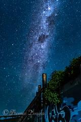 Milkyway from Catherine Hill Bay NSW Australia (600tom) Tags: vivid nsw bushes awesone late nightime peirs graffiti beautiful stars auatralia milkyway