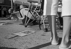 Street Art (PositiveAboutNegatives) Tags: leica slr leicaflex leicaflexsl 35mm 35mmelmarit 11231 type3 leicar film analog foma fomapan fomapan100 streetart lakeworth rdoninal streetpaintingfestival