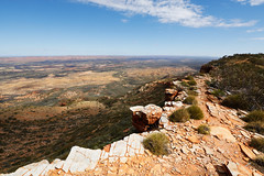 Central Australia - Climbing Mt. Sonder (Rob Harris Photography) Tags: australia arid red redcentre remote outdoors outback country tourism tourist desert albertnamatjira macdonnellranges mountain walking hiking climbing tramping bushwalking northernterritory nationalpark nature naturalbeauty sunny dreamtime traditionalowners travelphotography travel landscape landscapephotography larapinta