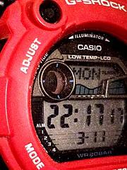 """Macro Mondays - """"Timepieces"""" (hp349) Tags: casio time watch timepiece timepieces mondays monday hmm mm macromondays macro"""