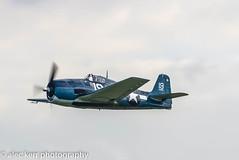 Grumman F6F Hellcat (alex kerr photography) Tags: grumman hellcat f6f duxford airshow flyinglegends fightercollection fighter