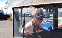 31619-22, Delores Through The Windshield (skw9413) Tags: newmexico carshow fordmodelt