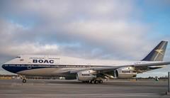 G-BYGC           B747-436   BOAC Retro Livery    British Airways (Gormanston spotter) Tags: avgeek boac ba eidw dub gormanstonspotter 2019 b747436 boacretrolivery britishairways gbygc
