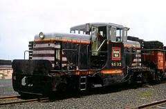 CB&Q GE 44 Ton 8903 (Chuck Zeiler 48Q) Tags: cbq ge 44 ton locomotive 8903 burlingon railroad galesburg train alchione chz