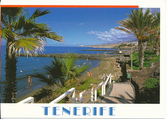 IMG_0032 Tenerife Postcards from Roy and Veda Worldwide travels to Geoff Spafford and June RIP 4 Dec 1999 (photographer695) Tags: postcards from worldwide travels geoff jean spafford rip tenerife roy veda june 4 dec 1999