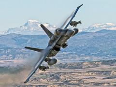 F18 Ala 12 03 (coverkill) Tags: avión aviación aviones f18 ala 12 bardenasrealesdenavarra spotting